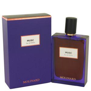 Molinard Musc by Molinard Eau De Parfum Spray (Unisex) 2.5 oz Women