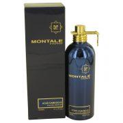 Montale Aoud Damascus by Montale Eau De Parfum Spray (Unisex) 3.4 oz Women