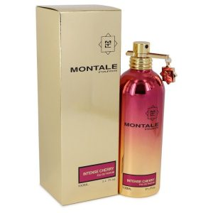 Montale Intense Cherry by Montale Eau De Parfum Spray (Unisex) 3.4 oz Women