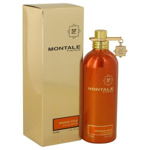 Montale Orange Aoud by Montale Eau De Parfum Spray (Unisex) 3.4 oz Women