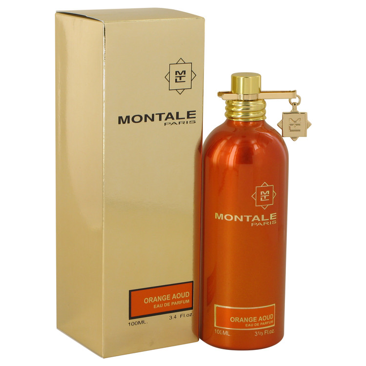 Montale Orange Aoud by Montale Eau De Parfum Spray (Unisex) 3.4 oz Women