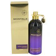 Montale Aoud Lavender by Montale Eau De Parfum Spray (Unisex) 3.4 oz Women