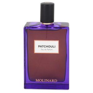Molinard Patchouli by Molinard Eau De Parfum Spray (Unisex Tester) 2.5 oz Women