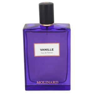 Molinard Vanille by Molinard Eau De Parfum Spray (Unisex Tester) 2.5 oz Women