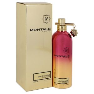 Montale Aoud Legend by Montale Eau De Parfum Spray (Unisex) 3.4 oz Women