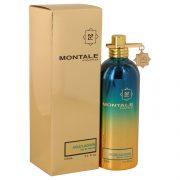 Montale Aoud Lagoon by Montale Eau De Parfum Spray (Unisex) 3.4 oz Women