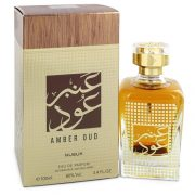 Nusuk Amber oud by Nusuk Eau De Parfum Spray 3.4 oz Women