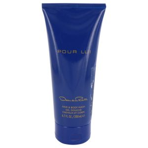 Oscar Pour Lui by Oscar de la Renta Shower Gel 6.7 oz Men