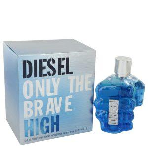 Only The Brave High by Diesel Eau De Toilette Spray 4.2 oz Men