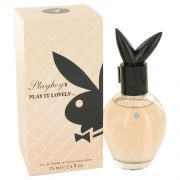 Playboy Play It Lovely by Playboy Eau De Toilette Spray 2.5 oz Women