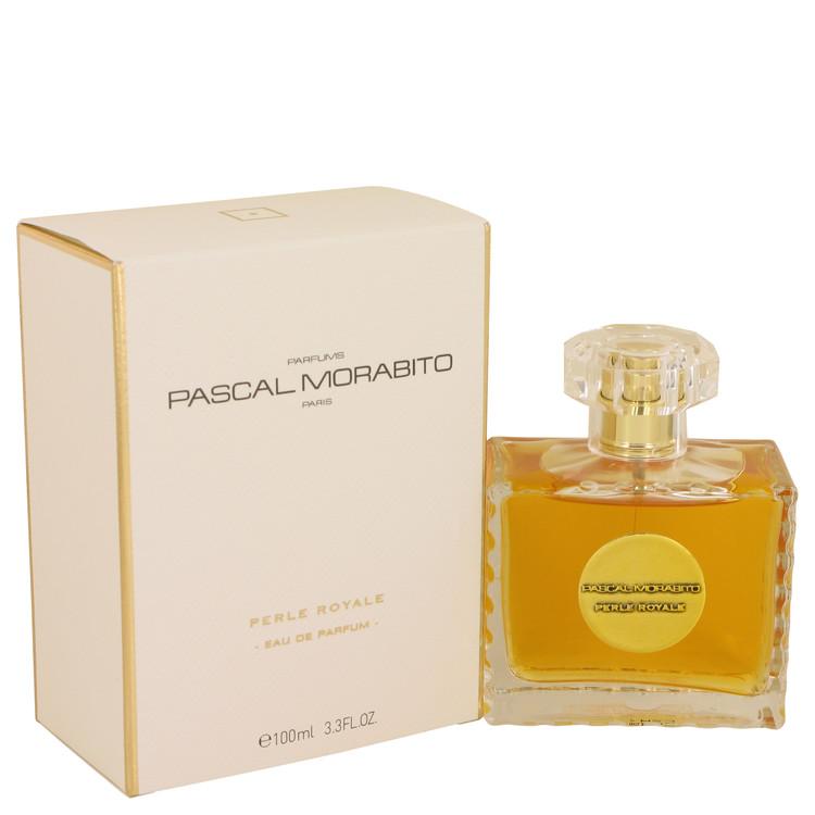 Perle Royale by Pascal Morabito Eau De Parfum Spray 3.4 oz Women