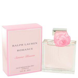 Romance Summer Blossom by Ralph Lauren Eau De Parfum Spray 3.4 oz Women