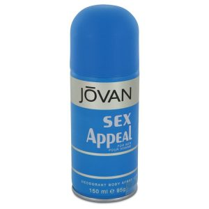 Sex Appeal by Jovan Deodorant Spray 5 oz Men