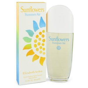Sunflowers Summer Air by Elizabeth Arden Eau De Toilette Spray 3.3 oz Women