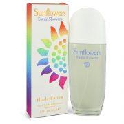 Sunflowers Sunlit Showers by Elizabeth Arden Eau De Toilette Spray 3.3 oz Women