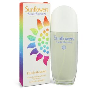 Sunflowers Sunlit Showers by Elizabeth Arden Eau De Toilette Spray 3.3 oz Women