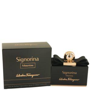 Signorina Misteriosa by Salvatore Ferragamo Eau De Parfum Spray 3.4 oz Women
