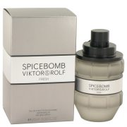 Spicebomb Fresh by Viktor & Rolf Eau De Toilette Spray 3 oz Men