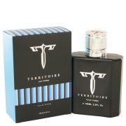 Territoire by YZY Perfume Eau De Parfum Spray 3.4 oz Men