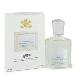Virgin Island Water by Creed Eau De Parfum Spray (Unisex) 1.7 oz Women