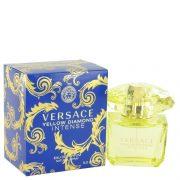 Versace Yellow Diamond Intense by Versace Eau De Parfum Spray 3 oz Women