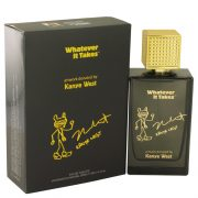 Whatever It Takes Kanye West by Whatever It Takes Eau De Toilette Spray 3.4 oz Men