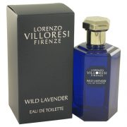 Lorenzo Villoresi Firenze Wild Lavender by Lorenzo Villoresi Eau De Toilette Spray 3.3 oz Men