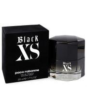 Black XS by Paco Rabanne Eau De Toilette Spray 1.7 oz Men