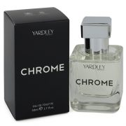 Yardley Chrome by Yardley London Eau De Toilette Spray 1.7 oz Men