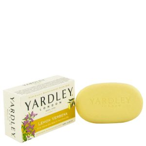 Yardley London Soaps by Yardley London Lemon Verbena Naturally Moisturizing Bath Bar 4.25 oz Women
