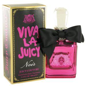 Viva La Juicy Noir by Juicy Couture Eau De Parfum Spray 1 oz Women