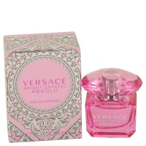 Bright Crystal Absolu by Versace Mini EDP .17 oz Women