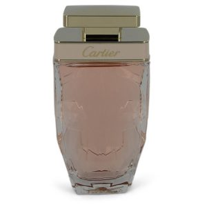 Cartier La Panthere by Cartier Eau De Toilette Spray (Tester) 2.5 oz Women
