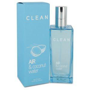 Clean Air & Coconut Water by Clean Eau Fraiche Spray 5.9 oz Women