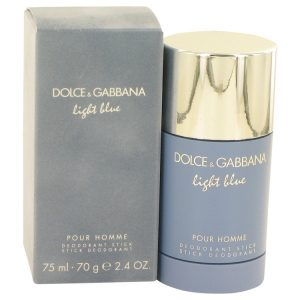 Light Blue by Dolce & Gabbana Deodorant Stick 2.4 oz Men