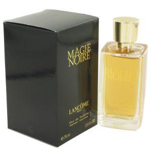 MAGIE NOIRE by Lancome Eau De Toilette Spray 2.5 oz Women