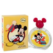 MICKEY Mouse by Disney Eau De Toilette Spray (Packaging may vary) 3.4 oz Men