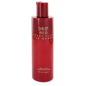 Perry Ellis 360 Red by Perry Ellis Body Lotion 8 oz Women