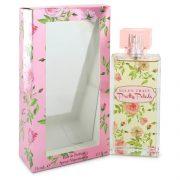 Pretty Petals Feeling Blissful by Ellen Tracy Eau De Parfum Spray 2.5 oz Women