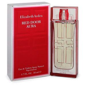 Red Door Aura by Elizabeth Arden Eau De Toilette Spray 1.7 oz Women