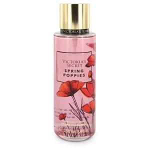 Victoria's Secret Spring Poppies by Victoria's Secret Fragrance Mist Spray 8.4 oz Women