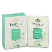 Yardley London Soaps by Yardley London Imperial Jasmin Luxury Soap 3.5 oz Women