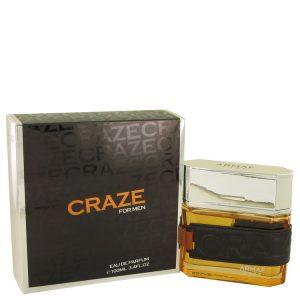 Armaf Craze by Armaf Eau De Parfum Spray 3.4 oz Men
