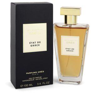 Etat De Grace by Gres Eau De Parfum Spray 3.4 oz Women