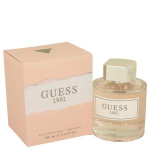 Guess 1981 by Guess Eau De Toilette Spray 3.4 oz Women