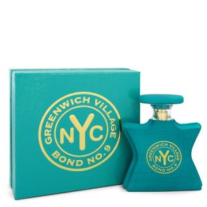 Greenwich Village by Bond No. 9 Eau De Parfum Spray 3.4 oz Men