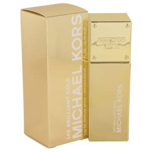 Michael Kors 24K Brilliant Gold by Michael Kors Eau De Parfum Spray 1.7 oz Women