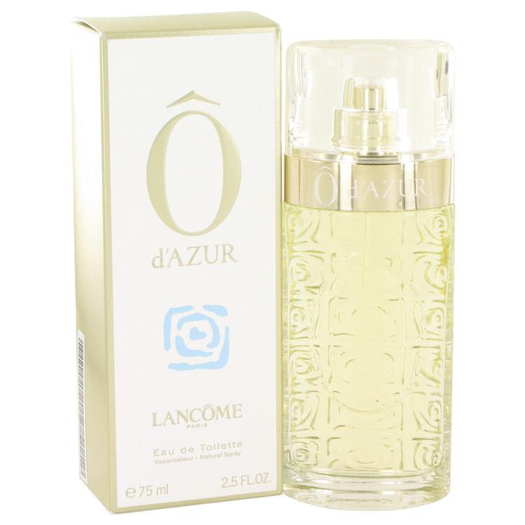 O d'Azur by Lancome Eau De Toilette Spray 2.5 oz Women