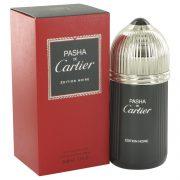 Pasha De Cartier Noire by Cartier Eau De Toilette Spray 3.3 oz Men