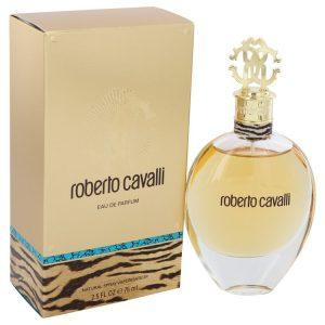 Roberto Cavalli New by Roberto Cavalli Eau De Parfum Spray 2.5 oz Women